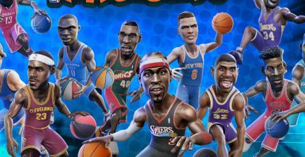Ya sabemos cuándo llegará <em>NBA Playgrounds</em>