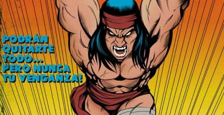 """Guido """"Kid"""" Salinas muestra su interpretación de Galvarino como Wolverine"""