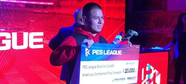 Perú es Campeón de la Final Continental de PES League