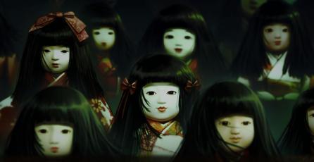 Ve el terrorífico trailer de presentación de <em>Iwaihime: Matsuri</em>