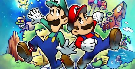 RUMOR: Nintendo estaría haciendo un remake de <em>Mario and Luigi Superstar Saga</em>