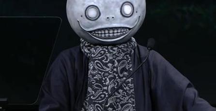 Mira la broma que realizó Yoko Taro en el Café Square Enix