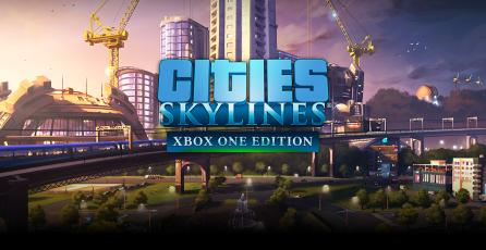 <em>Cities: Skyline Xbox One Edition</em>