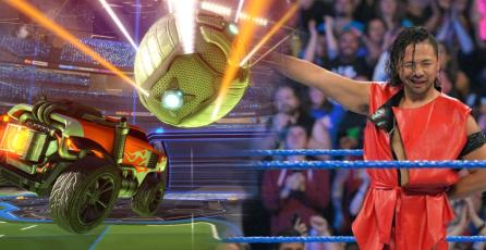 <em>Rocket League</em> será auspiciador de eventos especiales de la WWE