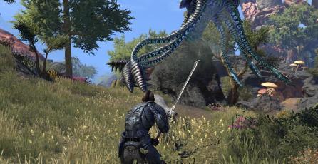 Bethesda presentó los paisajes de <em>The Elder Scrolls Online: Morrowind</em>