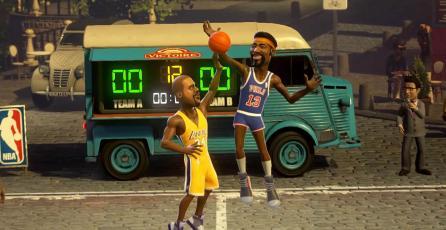 <em>NBA Playgrounds</em> para Switch no tendrá modo online en su lanzamiento