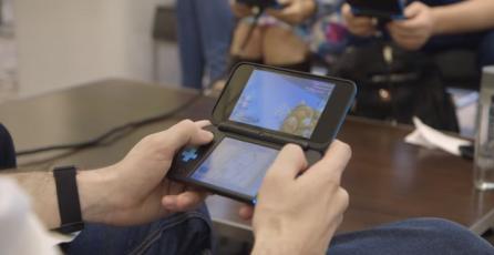 Un vistazo a como luce la New Nintendo 2DS XL