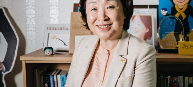 Promocionan a política surcoreana con la Jugada de la Partida de <em>Overwatch</em>