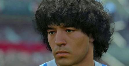 Konami se rinde ante Maradona, llegan a acuerdo económico