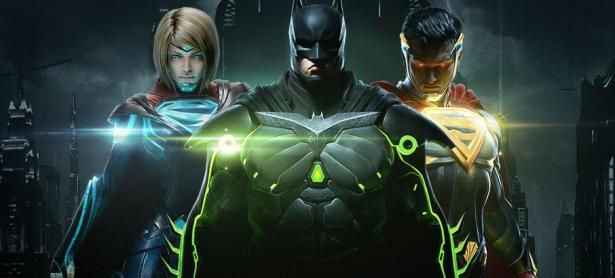 Para participar de Liga Latina de <em>Injustice 2</em> debes comprar el juego en tienda chilena única