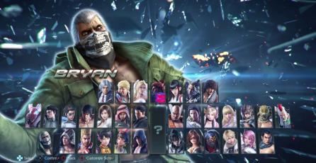 <em>Tekken 7</em> presenta las características de algunos de sus personajes