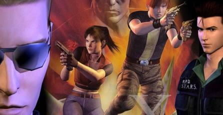 Ya está disponible <em>Resident Evil Code: Veronica X</em> en PS4