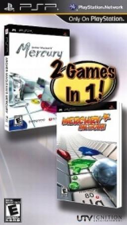 Archer Macleans Mercury & Mercury Meltdown -- 2 Games in 1!