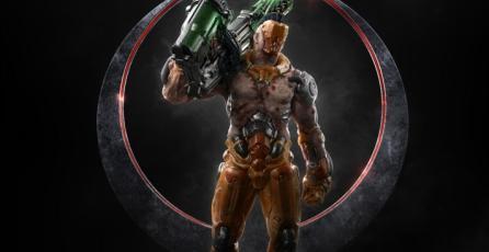 Visor puede encontrarte tras las paredes en nuevo avance de <em>Quake Champions</em>