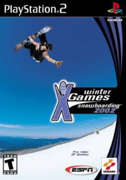 ESPN Winter X Games Snowboarding 2002