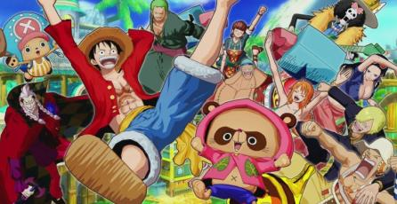 <em>One Piece: Unlimited World Red Deluxe Edition</em> se presenta para PS4 y Nintendo Switch