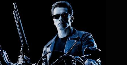 Recrean <em>Terminator 2</em> en <em>GTA V</em>