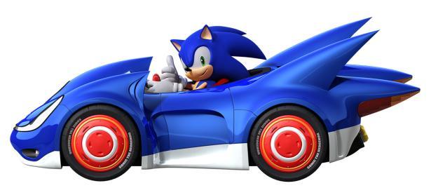 Modder añade a Sonic a <em>Mario Kart 8</em>