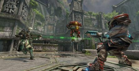 <em>Quake Champions</em> se ubica rápidamente entre los juegos más vistos en Twitch