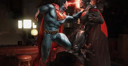 <em>Injustice 2</em> ya está disponible en iOS y Android