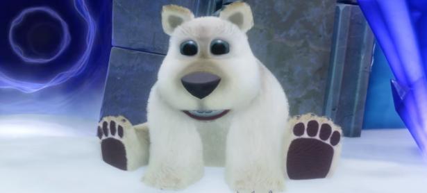 Así luce Polar en <em>Crash Bandicoot N. Sane Trilogy</em>