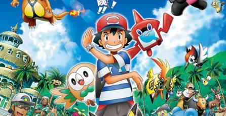 Así es como sonará la versión latina del anime de <em>Pokémon Sun & Moon</em>
