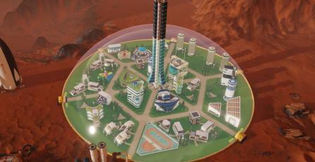 Paradox anuncia <em>Surviving Mars</em>