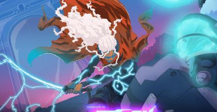 Lanzarán versión física de <em>Furi</em> para PS4