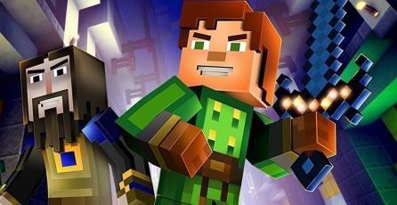 <em>Minecraft: Story Mode</em> llegaría a Switch en julio