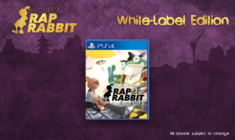 Imágenes de <em>Project Rap Rabbit</em>