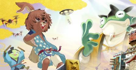 <em>Project Rap Rabbit</em> lanza campaña en Kickstarter para llegar a PS4 y PC