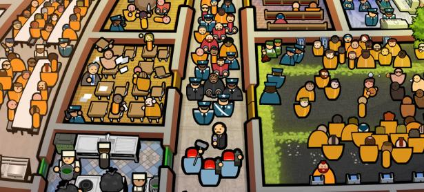 Pronto veremos <em>Prison Architect </em>en iPad y Android