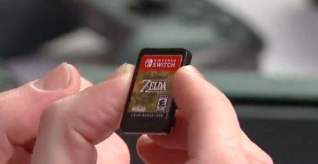 Ya está disponible el firmware 2.3.0 de Nintendo Switch