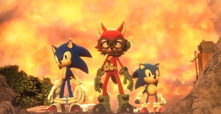<em>Sonic Forces</em> te permitirá crear tus propios personajes originales