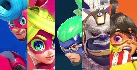 Mañana habrá Nintendo Direct enfocado en <em>ARMS</em>
