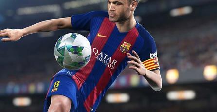 Revelan primeros detalles de <em>Pro Evolution Soccer 2018</em>