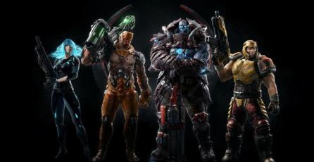 <em>Quake Champions</em> muestra lo que ofrece el modo 1v1
