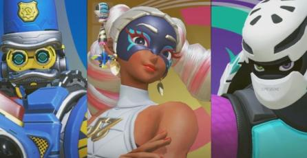 Se filtran nuevos personajes del juego de peleas <em>ARMS</em>