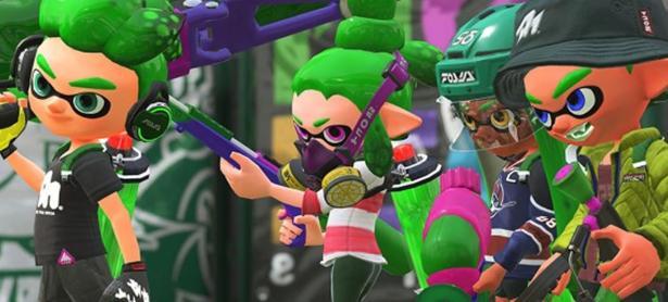 Nintendo presentó modo héroe para <em>Splatoon 2</em>