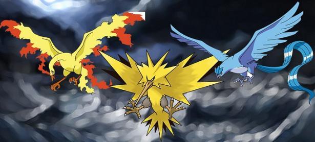 <em>Pokémon Go</em> podría recibir las criaturas legendarias este invierno