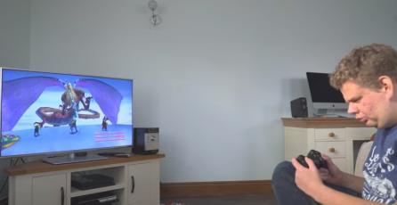 Documental muestra la experiencia de jugar videojuegos estando ciego