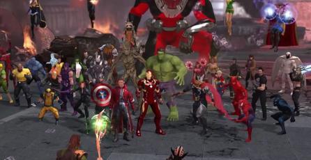 Beta abierta de <em>Marvel Heroes Omega</em> en PS4 comenzará mañana