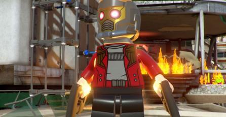 No te pierdas el trailer de <em>LEGO Marvel Super Heroes 2</em>