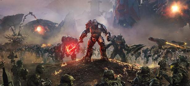 Presentan disco duro edición <em>Halo Wars 2</em> para Xbox One