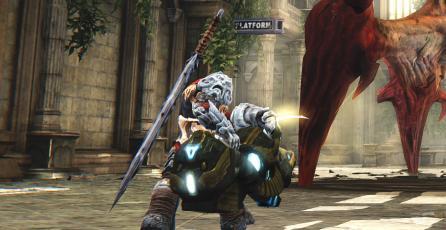 El remaster de <em>Darksiders </em>ya está disponible en Wii U