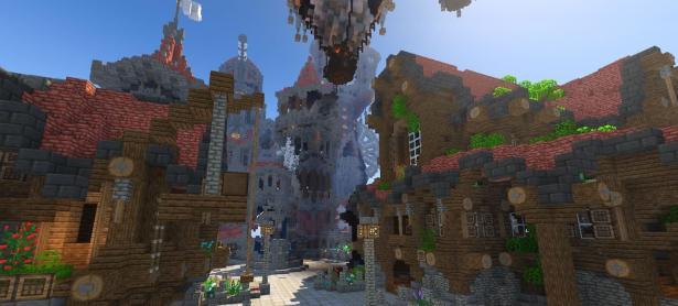 Checa el MMO que vive dentro de <em>Minecraft</em>