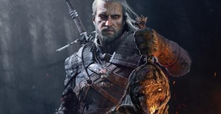 Aspecto de Geralt de Rivia de Netflix se basará en <em>Wild Hunt</em>