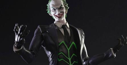 Así se vería The Joker en un <em>Final Fantasy </em>
