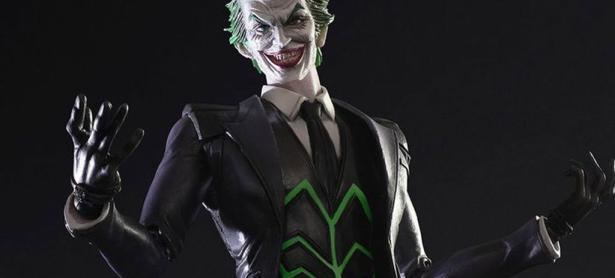 Así se vería The Joker en un <em>Final Fantasy </em>