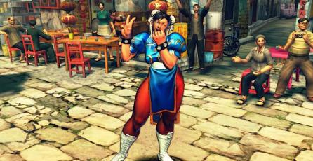 Anuncian <em>Street Fighter IV: Champion Edition</em> para dispositivos iOS